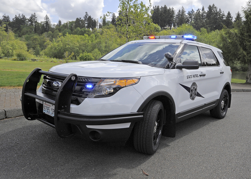 Washington State Patrol Switching Back To Ford   NW News ...