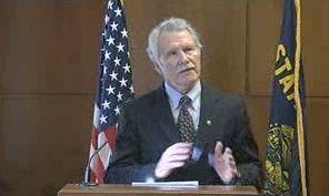 Oregon Governor John Kitzhaber (D)