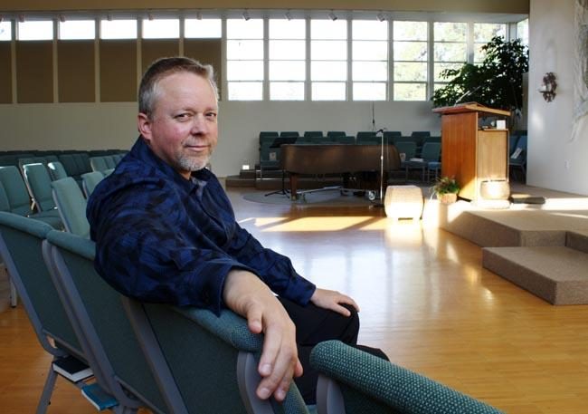Reverend Todd Eklof, of the Unitarian Universalist Church in Spokane will soon perform his first marriage ceremony in eight years.