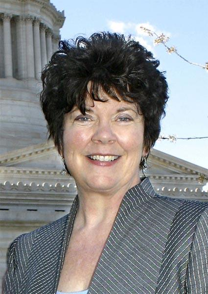 Washington state Senator Pam Roach