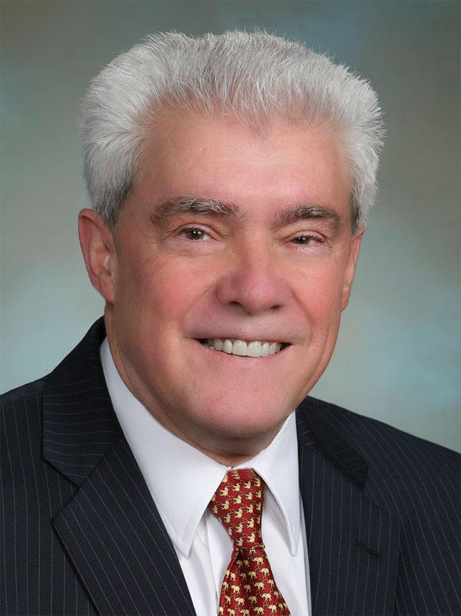 Republican state Senator Mike Carrell