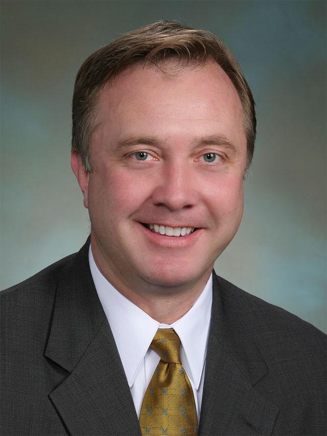 Washington state Sen. Doug Ericksen rewrote key sections of the state's climate change bill.