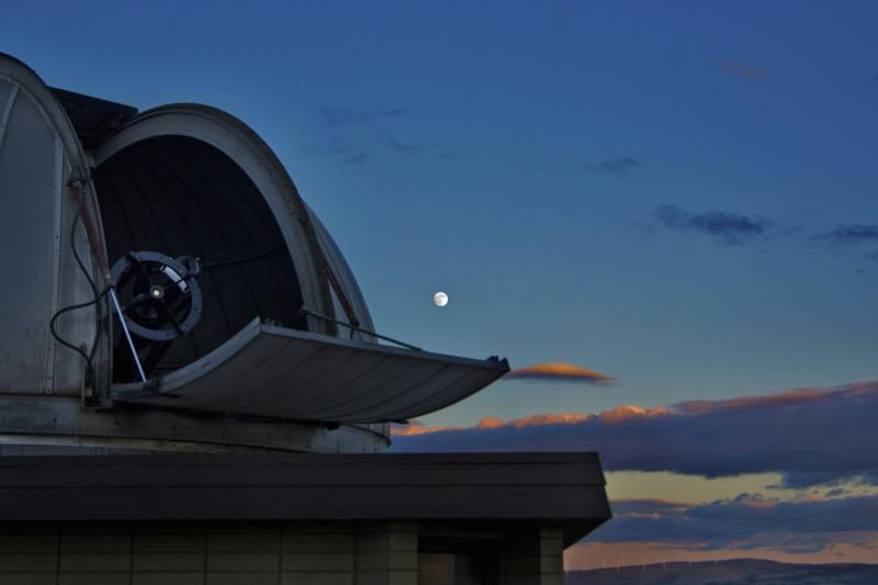 Goldendale Observatory State Park is the first place in the Northwest to be designated as an International Dark Sky Park.