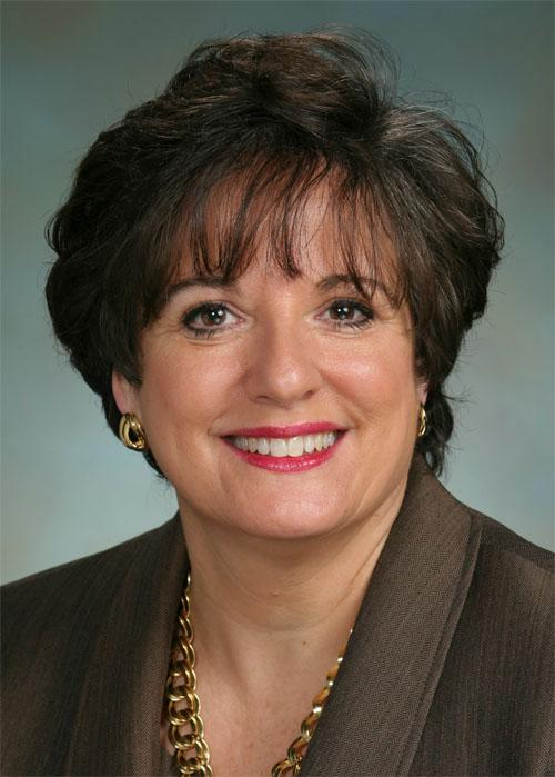 Senate Transportation co-chair Tracey Eide