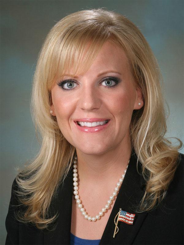 Washington state Senator Janea Holmquist Newbry