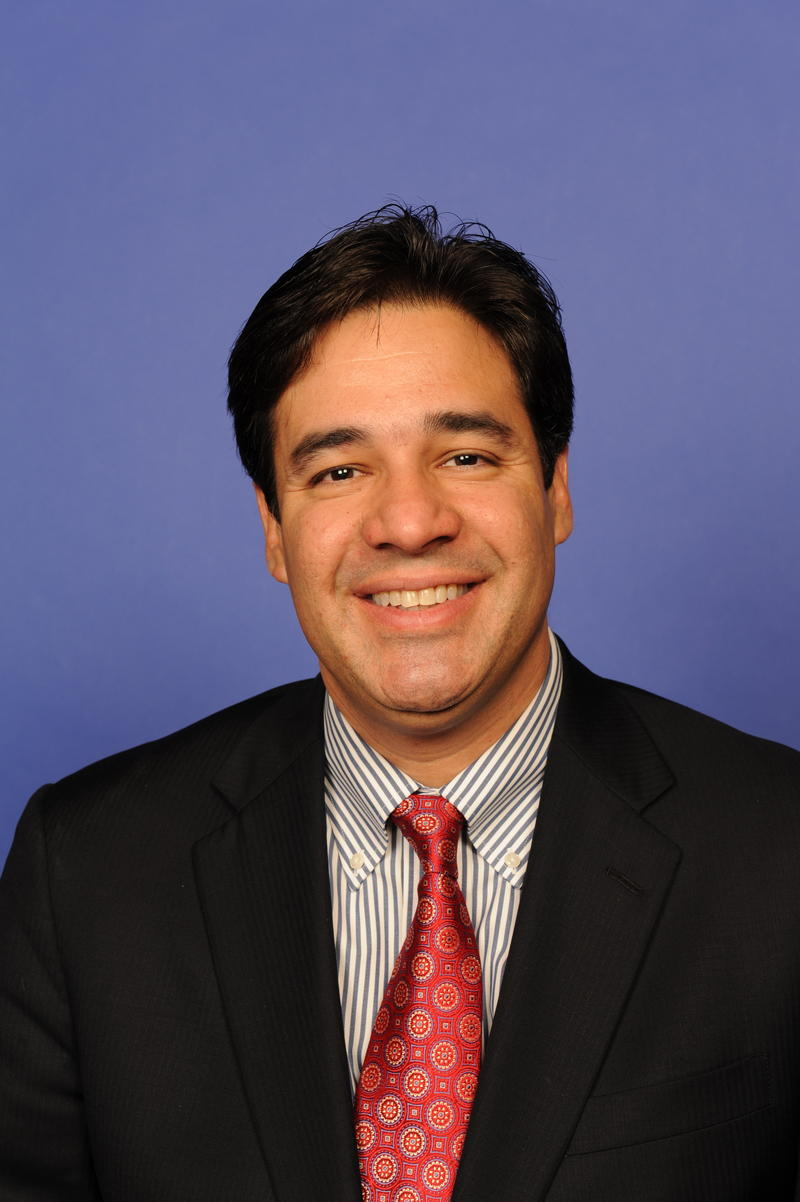 Idaho Congressman Raúl Labrador.