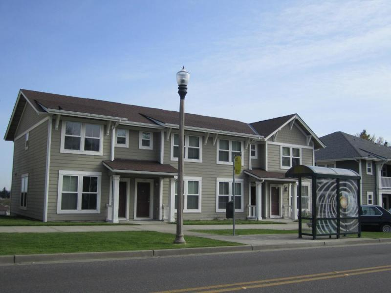 The Salishan public housing development in Tacoma is one of the sites that will be tested and cleaned through an EPA grant.