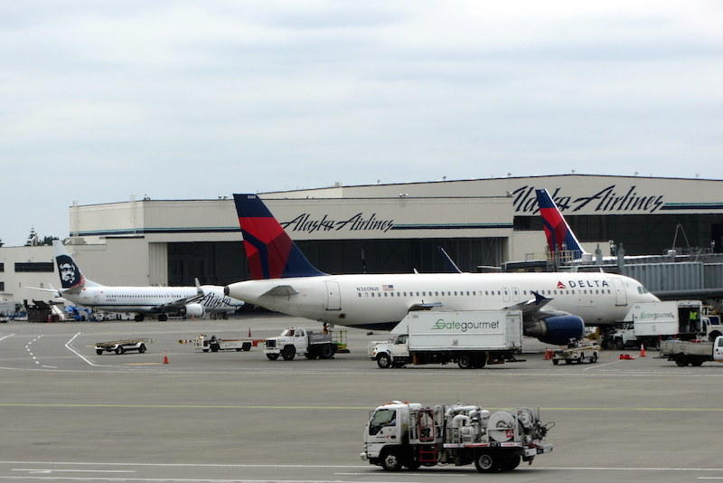 delta air lines resets bar higher for pacific northwest hub nw