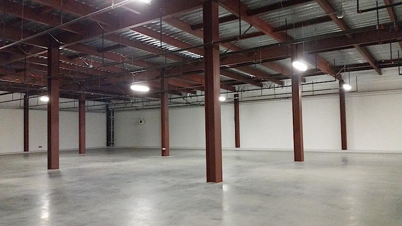 Washington has two unused data center halls available for lease, but so far there have been no takers.