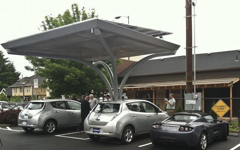 File photo. As cars get better gas mileage, Oregon will experiment with a pay-by-the-mile tax.