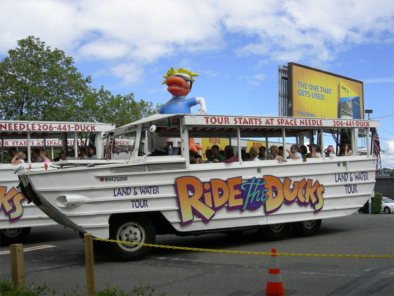 Phily Duck Tour
