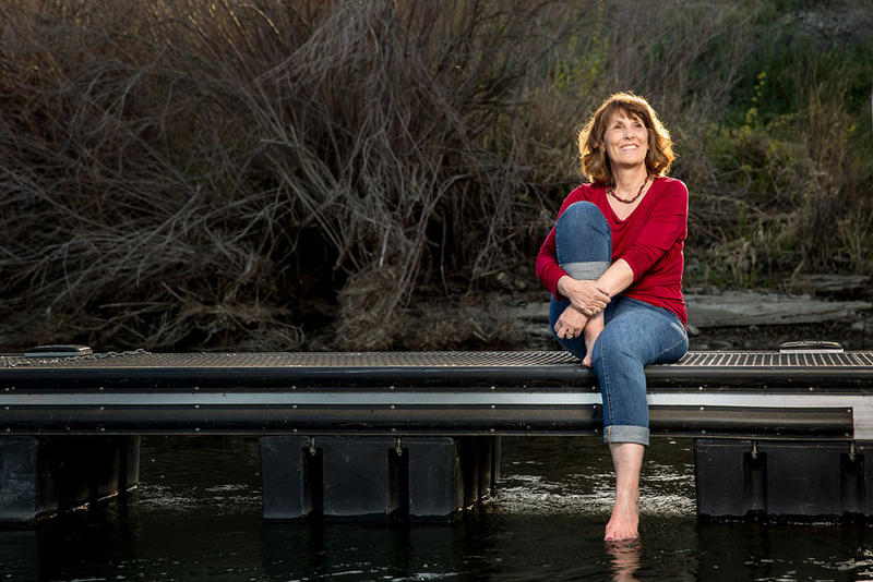 Jane Hedges is Washington state's top ecologist in Richland. She grew up just downstream from the Hanford nuclear site.