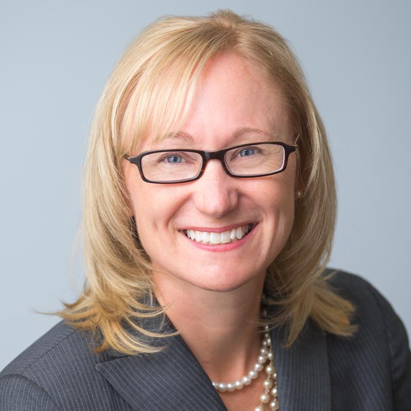 Agency photo of Washington Transportation Secretary Lynn Peterson .