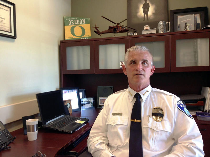 Olympia Police Chief Ronnie Roberts says police departments ''need to be more transparent, more open and more accountable.''