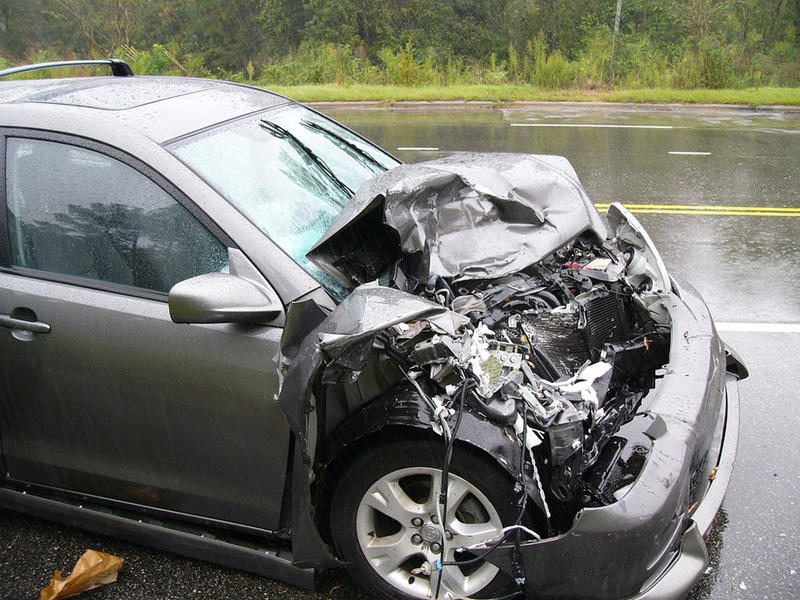 File photo. So far in 2016, 489 people have died on Oregon roads.