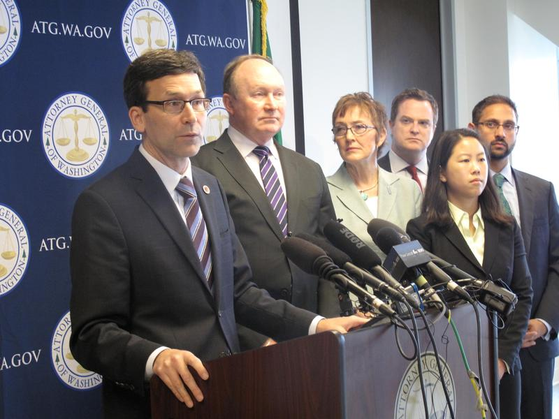 Washington Attorney General Bob Ferguson said he is committed to protecting all Washington residents if the President should issue an executive order.