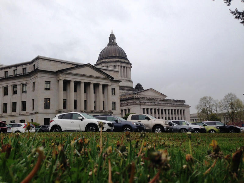 Some Republican lawmakers are displeased by the plethora of dandelions and condition of the lawns on Washington's Capitol campus. They've proposed a bill to give lawmakers more oversight of upkeep on the campus.