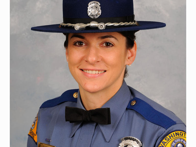 Washington State Patrol Sgt. Christina Martin was the lead plaintiff in the class action lawsuit.
