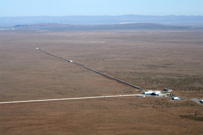 LIGO Hanford is one of two detector sites that operate as a single observatory.