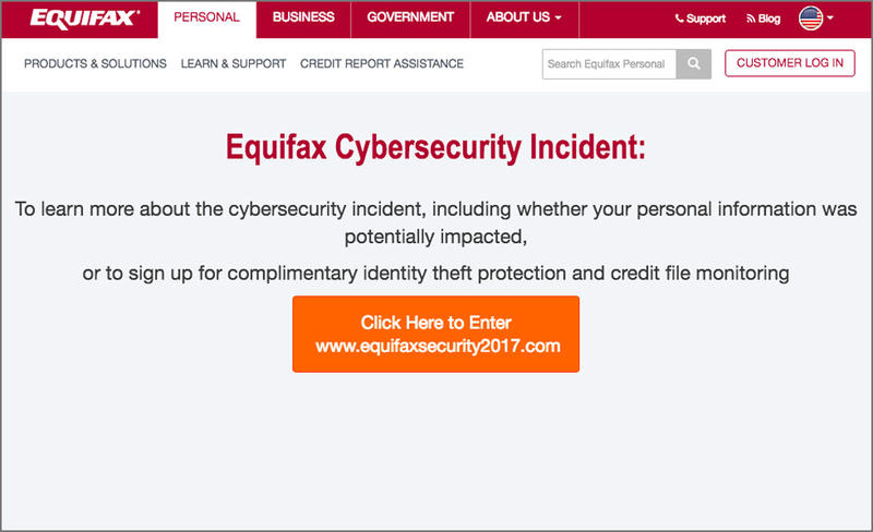 An estimated 1.7 million Oregonians may have been impacted by a data breach at Equifax.
