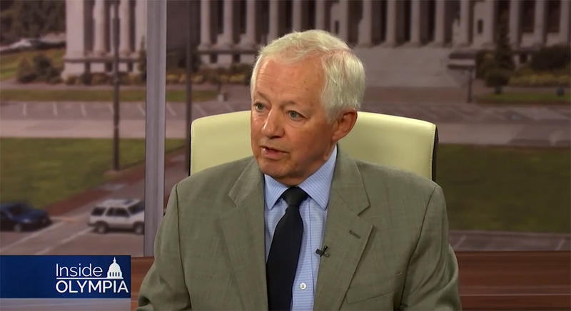Washington state Insurance Commissioner Mike Kreidler says insurance premiums are going to rise by double digits in 2018.