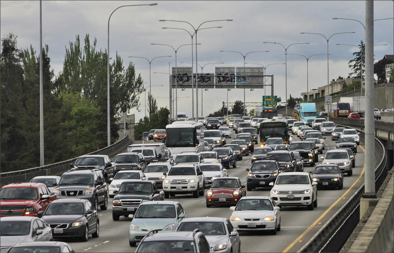 The performance of HOV lanes in the Seattle are is worsening