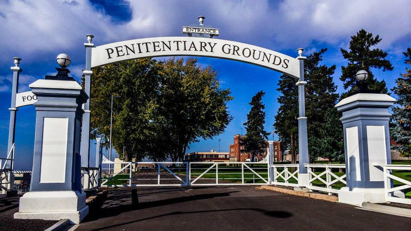 The Washington State Penitentiary in Walla Walla.