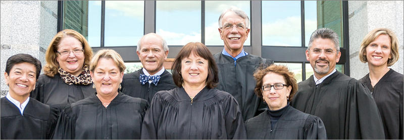 File photo. All nine justices on the Washington state Supreme Court will be in Nespelem Tuesday for public outreach and to hear three cases.