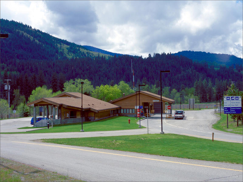 Effective October 1, the Danville U.S. Border Station in northeastern Washington state will be open from 8 a.m. to 8 p.m.. It currently stays open until midnight.