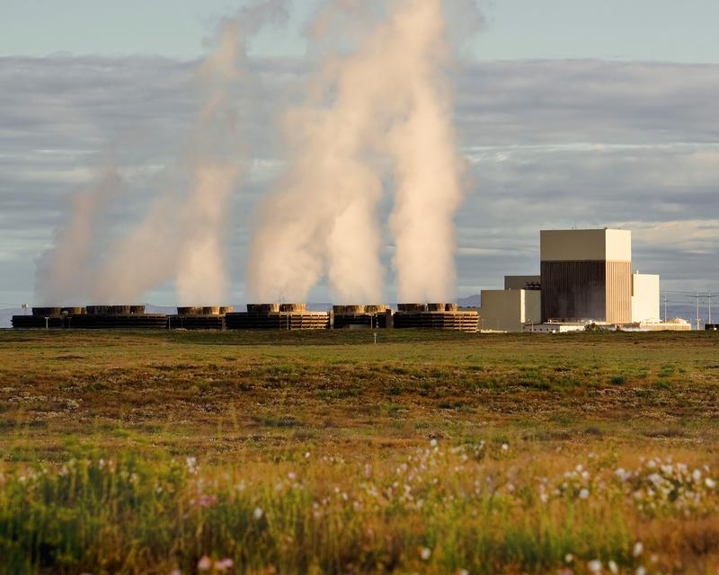 The Columbia Generating Station is the Northwest's only nuclear plant, located outside of Richland, Wash.