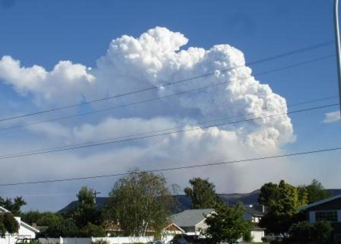 Thunderstorms Expected To Spread Wildfires, Start More  NW News Network