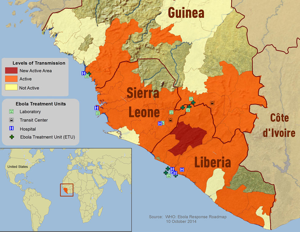 Ebola Makes West Africa A No Go Zone For Washington Investment