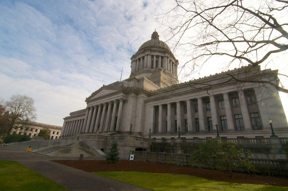 Washington State May Allow X Gender Designation On Birth