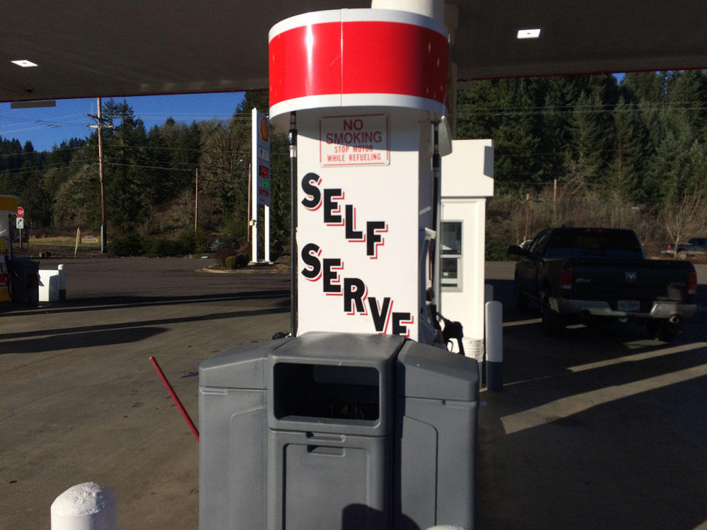Oregon House Votes To Expand Self-Service Gas | NW News ...