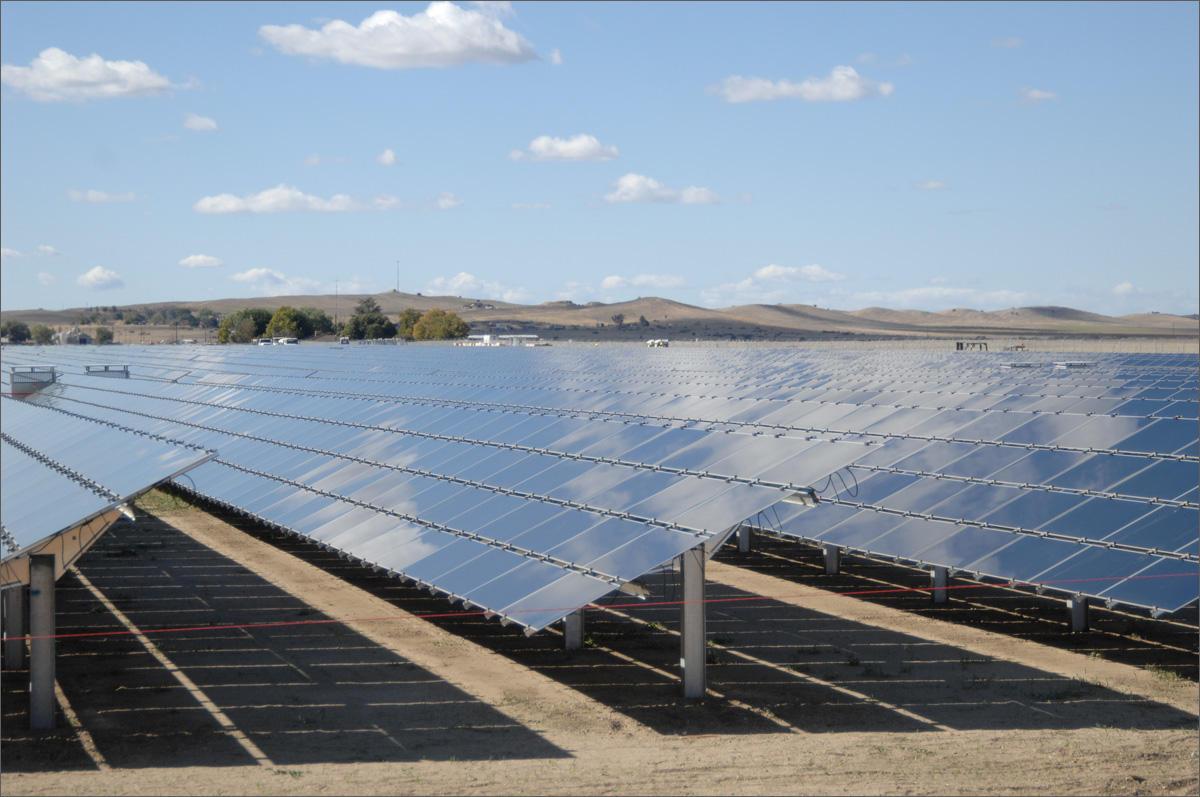 Legal Maneuvers Resist Solar Farms On Farmland In Oregon, Washington ...