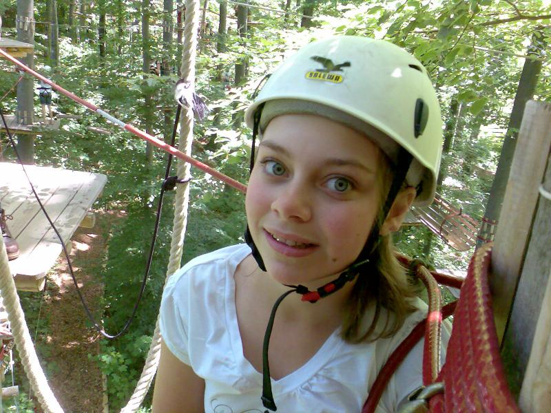 Fifteen-year-old Jana Schober was killed by a classmate in the 2009 schooting massacre at a high school in Winnenden.