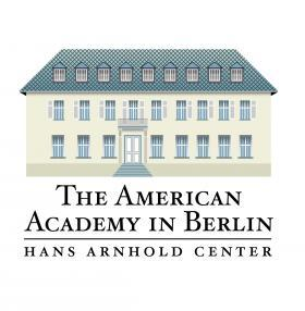 The logo for The American Academy in Berlin