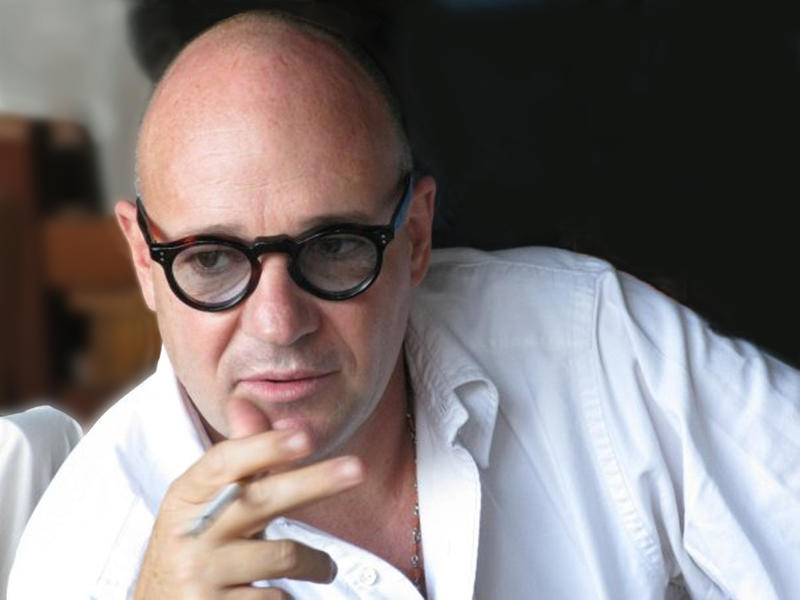 Portrait of Gianfranco Rosi