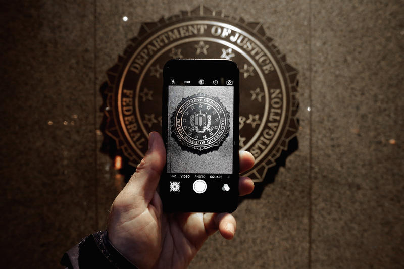 Apple was ordered to write software that would allow law enforcement to hack into one of the San Bernardino's terrorist's iPhone. Apple is fighting the order, saying this would create a way for hackers to invade its customers' privacy.