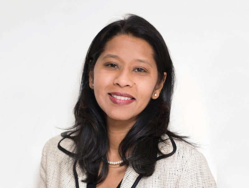 Sudha David-Wilp, a senior fellow with the German Marshall Fund