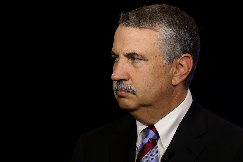 Thomas L. Friedman, Op-Ed columnist, The New York Times at the International New York Times Global Forum in Singapore