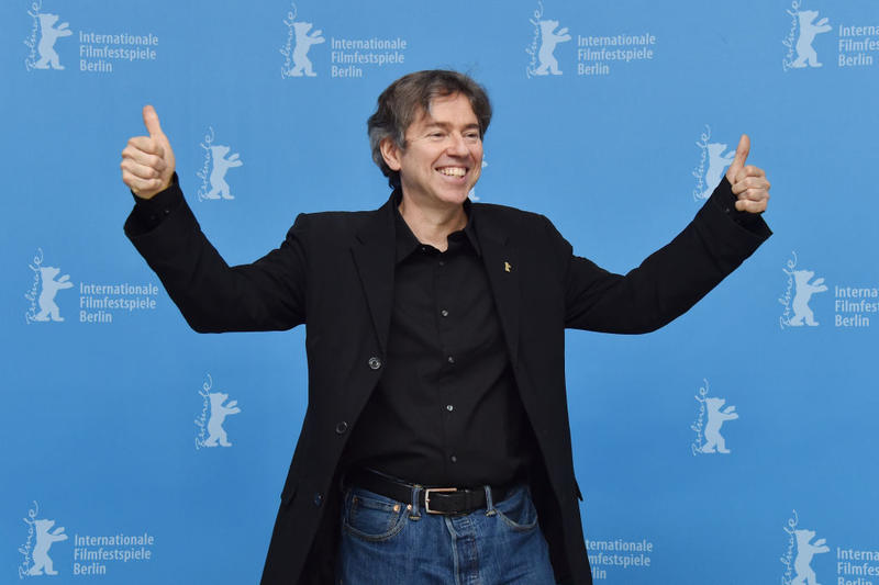 Film director Andres Veiel attends the 'Beuys' photo call during the 67th Berlinale International Film Festival Berlin on February 14, 2017 in Berlin, Germany.