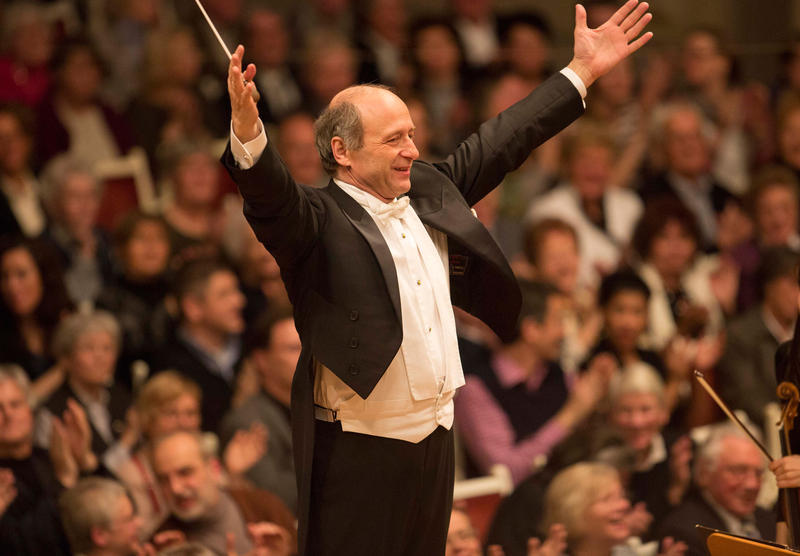 Konzerthaus' Chief Conductor Iván Fischer will be conducting many pieces at Festival USA.