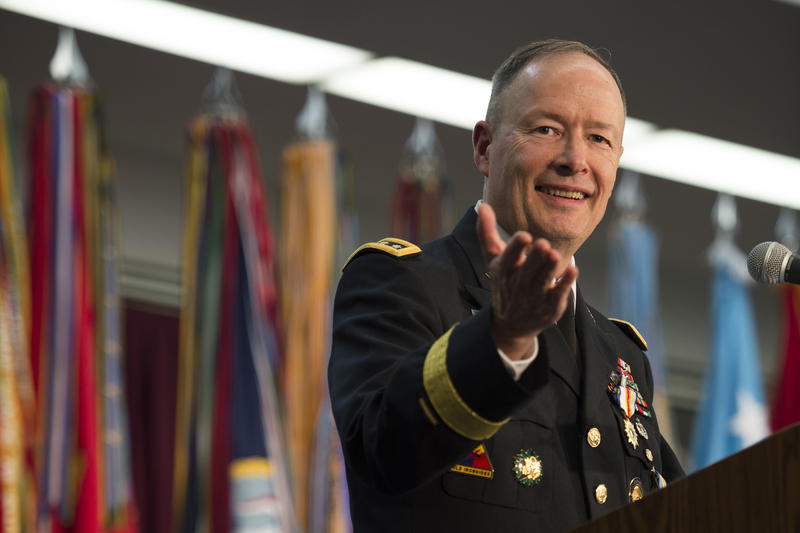 Army Gen. Keith Alexander, former director of the NSA.