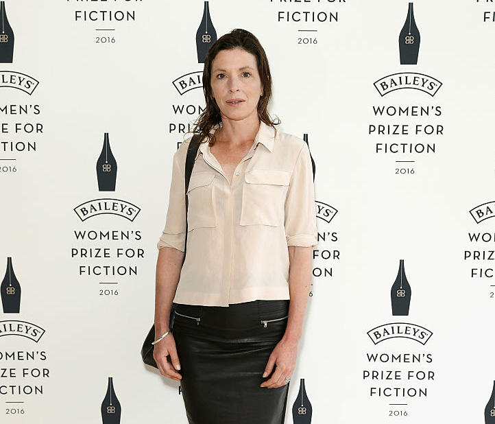 Rachel Cusk arrives to celebrate the 2016 Baileys Women's Prize for Fiction at the Royal Festival Hall on June 8, 2016 in London, England.