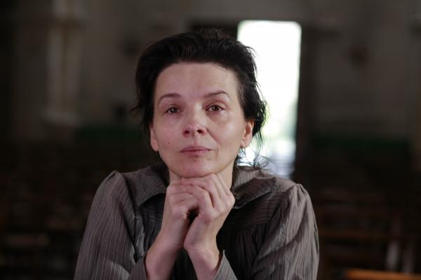 Juliette Binoche as Camille Claudel (from Camille Claudel 1915)
