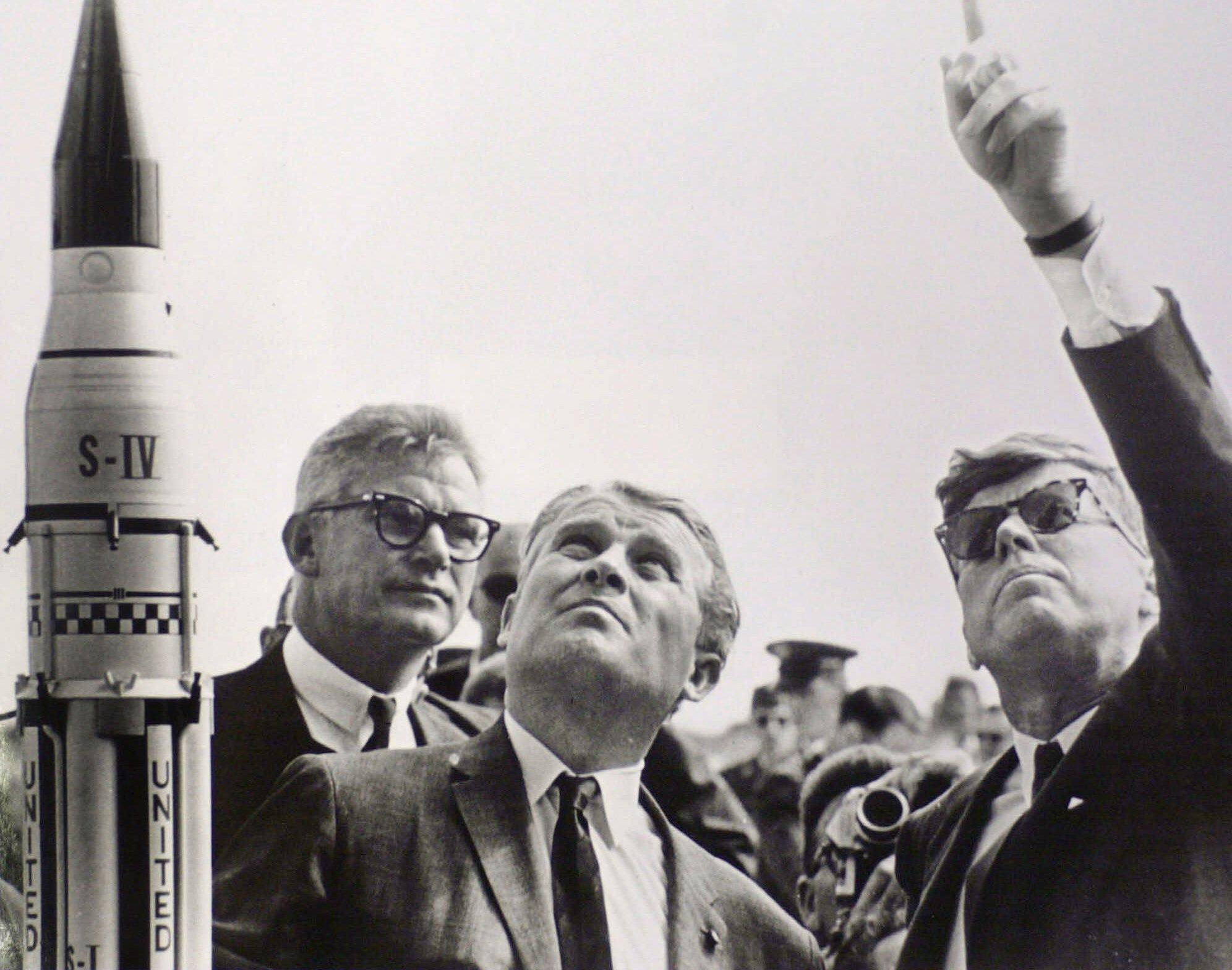 How A Nazi Rocket Scientist Fought For Civil Rights | NPR ...