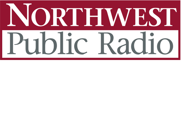 Northwest Public Radio logo