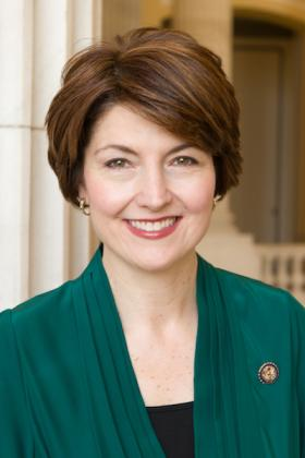 U.S. Rep. Cathy McMorris Rodgers, official portrait.