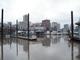 Photo of Port of Portland.